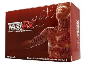 TestRX Testosterone Supplement