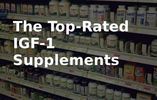 Best IGF-1 Supplements