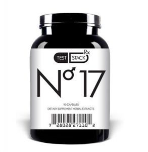 Test Stack No. 17 - Best Testosterone Supplement