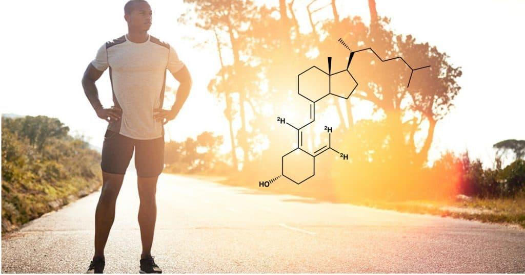 Vitamin D3 and Men