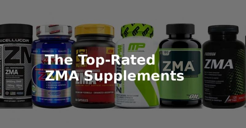 The Best ZMA Supplements 2019 1