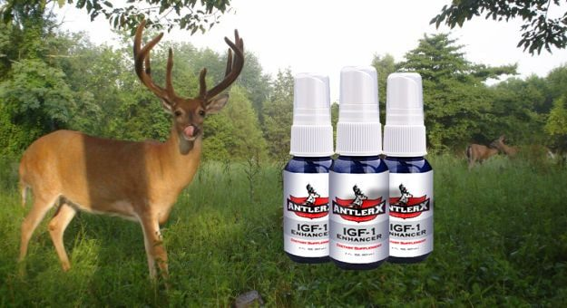 Antler X - Deer Antler Spray IGF-1 Supplement 1