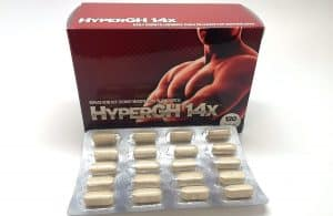 HyperGH 14x - The Growth Hormone Supplement System for SERIOUS Gains 2