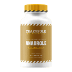 Anadrole Bottle Front