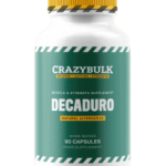 Decaduro bottle front label