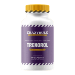 Trenorol Container