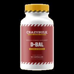 D-BAL bottle front