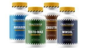 CrazyBulk - A Complete Review of the Legal Steroid Supplements