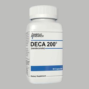 Deca 200 bottle