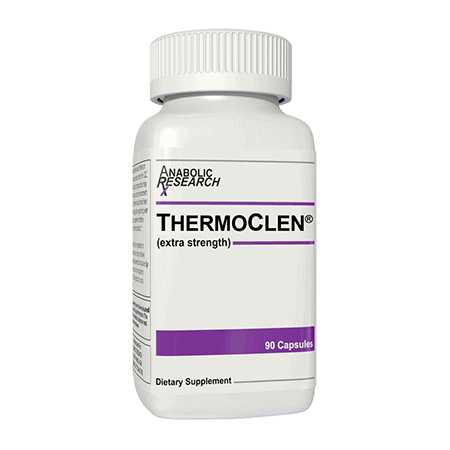 Thermoclen bottle front