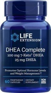 Life Extension DHEA Complete Bottle