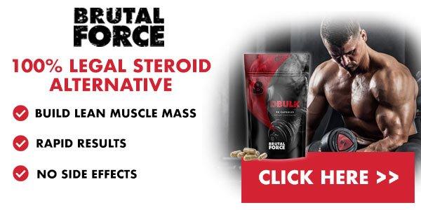Brutal Force supplements list of benefits