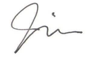 Jim Marshall signature